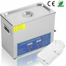 Industry Ultrasonic Cleaner Medical  Equipment Clean Jewellery Glasses Gun