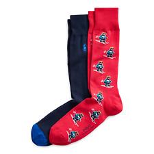POLO RALPH LAUREN Ski Bear Socks (2 Pack)