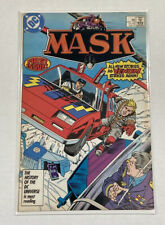 Vintage Comic Book - Mask #1 First Issue - DC Comics - Feb 1987