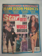 Star Magazine 10-6-1987. Tom Selleck! Sarah Ferguson's Pregnant Secret! JFK Jr.