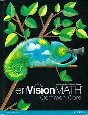 4th Grade - Pearson enVision Math - Student Textbook