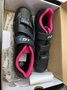 Louis Garneau Women's Multi Air Flex  Cycling Biking Shoes Size EU 41 USA 10
