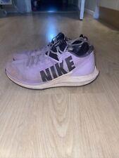 New listing Ladies Purple Nike Zoom Zero Tennis Shoes Size Uk 7.5