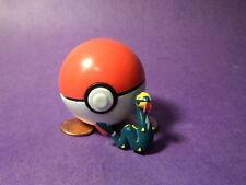 ot Pokemon Center  Chupa Surprise Figure Seviper with Pokeball