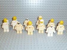 LEGO® Space Classic 10x Figur Astronaut weiß Airtank 928 920 926 924 F1976