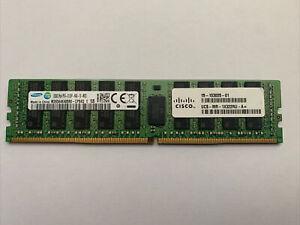 32GB DDR4-2133 regECC DIMM CL15 Samsung