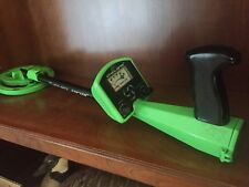 Used Wildgame Innovations Kids Metal Detector Ground Efx Cyclone Youth Analog
