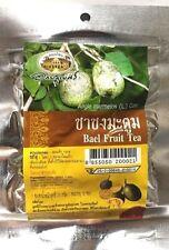 Thai Tea Natural Herbal Bael Fruit Herb Drink Relieves Heart Burn Help Digestive