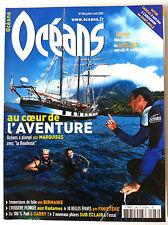 OCEANS Plongée n°286 du 07/2005; Aux Marquises/ Birmanie/ Aux Radames/ Finistére