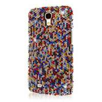 GLITZ Case + Screen Protector for Samsung Galaxy Mega 6.3 - Multi Color Bling