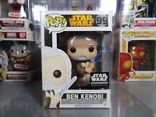 Funko POP! Star Wars Smugglers Bounty Exclusive Ben Kenobi #99