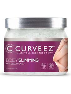 CURVEEZ Body Slimming Hot Gel Fat burning anti cellulite Lose weight Cream