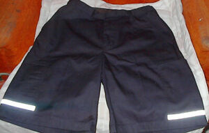NWT FedEx Stan Herman VF Imagewear Womens Uniform Shorts Navy Blue Size  06R-09