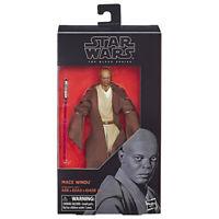 Star Wars The Black Series MACE WINDU 6-Inch Action Figure