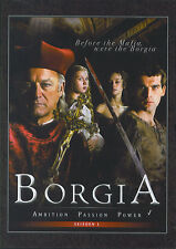 Borgia : Seizoen 1 (3 DVD)