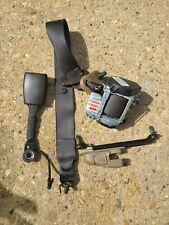 2009 - 2006 CHEVROLET MALIBU PASSENGER FRONT SEAT BELT BUCKLE & RETRACTOR
