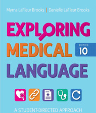Exploring Medical Language A Student-Directed Approach 10th Edition ⚡ P.D.F ⚡