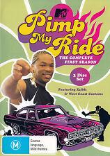 PIMP MY RIDE Complete First Season 3 Disc DVD Set