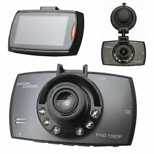"HD 2.7"" LCD 1080P Car DVR Vehicle Camera Video Recorder Dash Cam Night Vision UP"