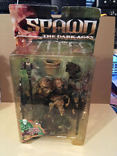 Spawn The Dark Ages: Tormentor Action Figure By McFarlane Toys