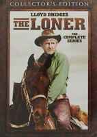 The Loner: The Complete Series [New DVD] Boxed Set, Full Frame