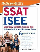 McGraw-Hill's SSAT/ISEE, Secondary School Admission Test / Independent School En