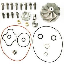 Powerstroke 7.3 GTP38/TP38 Turbo Rebuild Kit + Billet Compressor Wheel