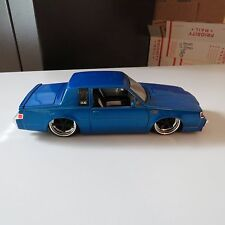 1987 buick grand national jada dub city 1:24 scale diecast