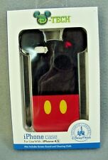 Disney Parks MICKEY MOUSE Disneyland Cell Phone Case iPhone 4S NEW