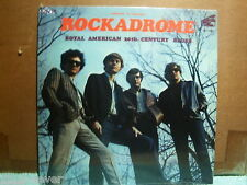 Rockadrome Royal American... LP shadoks SEALED Canadian Garage psych insert single