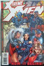 X-Treme X-Men #1, 2A, 3, 4, 5, 6, 7, 8, 9, 10 Marvel Comics 2001