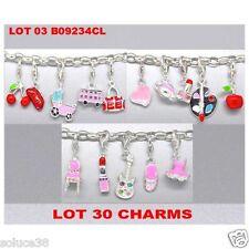 Charms breloque pour créer des bijoux fantaisies pas cher - LOT03