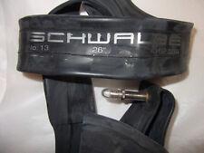 2 X Schwalbe Av13 - 26 Inch Bike Inner Tube Schrader Valve