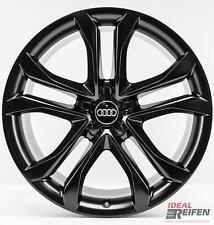 4 Audi A8 S8 4E D3 20-inch Alloy Wheels 9x20 ET37 Original Audi Rims SSM
