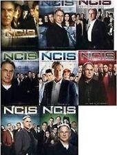 NCIS stagione 1+2+3+4+5+6+7+8 SERIE TV COMPLETA 48 DVD