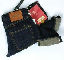 PRPS Jeans Demon Straight Dark Wash Selvedge Japanese Denim 28 W x 34 L
