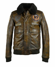PME Legend Lederjacke Winterjacke mit Fell 333 SKYLOCK Jacke Winter