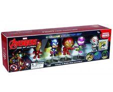 2015 SDCC Exclusive Comic Con Marvel Avenger Bubble Head Ultron Origin Mini Set