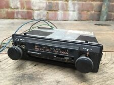 Vintage Motorola Model No. 701 Cassette Tape MW LW Classic Car Radio Untested