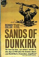 Richard Collier     THE SANDS OF DUNKIRK   DELL 7604  1962