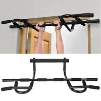 Door Station Gym Doorway Portable Pull Chin Up Bar Muscle Power Exercise Fitness