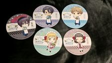 Fruits Basket Coasters Set Of 5