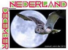 Netherlands 2013 owl steenuil moon mnh/postfris us