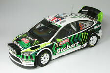 1:18 Ford Focus RS WRC 08 - Wilson - Rallye of Great Britain 2010 - Sunstar 3948