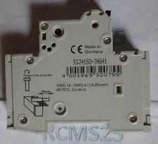 Siemens 5SJ4150-7HG41 Circuit Breaker