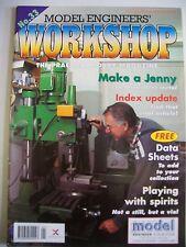 Modello ingegneri Workshop. il PRATICO HOBBY MAGAZINE. n. 33. Gen. / Feb. 1996.