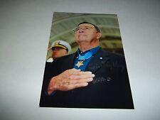 JAY VARGAS USMC MARINES SIGNED 4X6 PHOTO MEDAL OF HONOR   1C