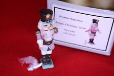 Porcelain Hinged Box Midwest Cannon Falls - Nutcracker with Sword Trinket
