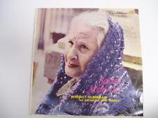 BENEDICT SILBERMAN - JEWISH MEMORIES - rare LP