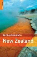 The Rough Guide to New Zealand (Rough Guide Travel Guides)-Laura Harper, Anthon